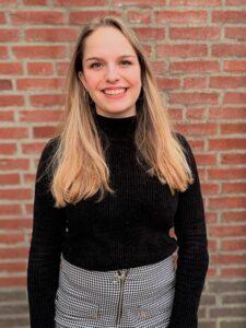 Studiedata Frederique Veenstra Avans Hogeschool student