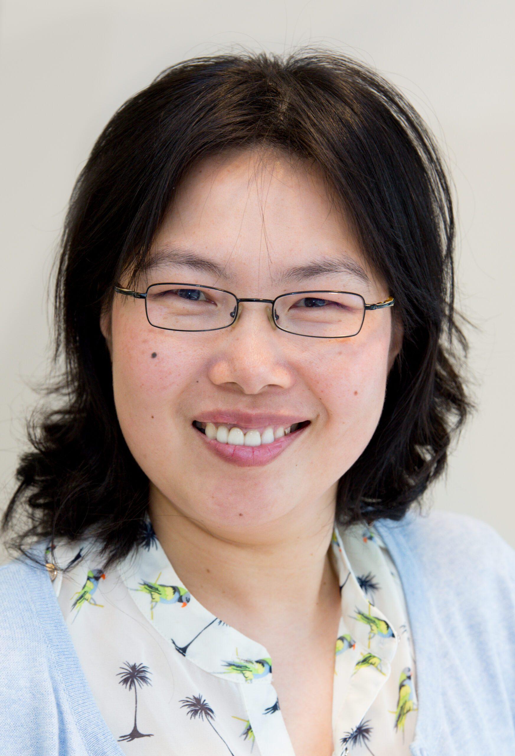 foto onderzoeker Ning Ding